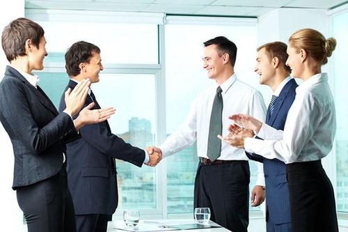 """广州高科技公司与我司正式签订""""金融顾问服务协议"""""""